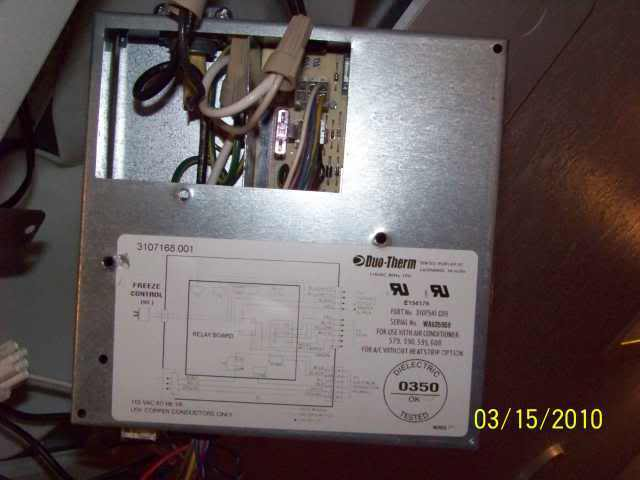 Replacing Ac Circuit Board