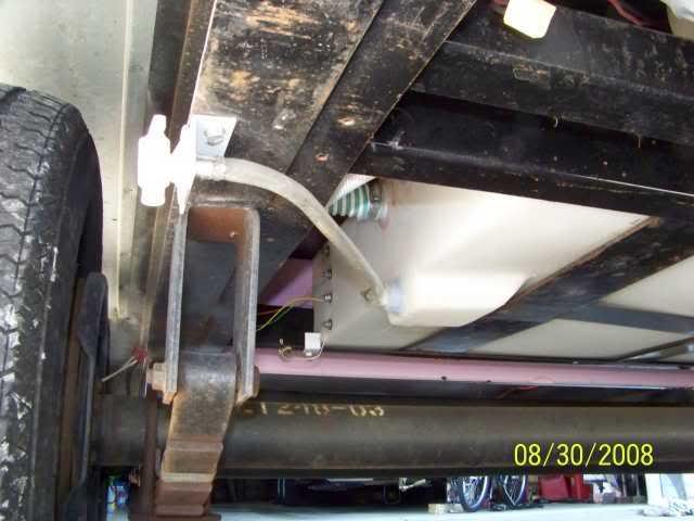 Fresh Water Tank Sensor Sunline Coach Owner S Club