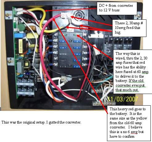model cs6000 power converter - sunline coach owner's club jayco camper wiring diagram sunline camper wiring diagram #8