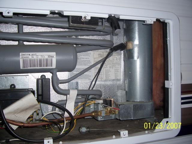 interesting fridge problem sunline coach owner u0026 39 s club