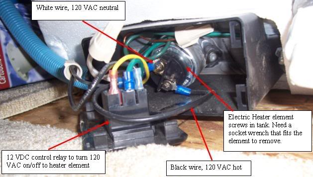 Phenomenal American Coach Atwood Ge16 Ext Electrical Issue Irv2 Forums Wiring 101 Photwellnesstrialsorg