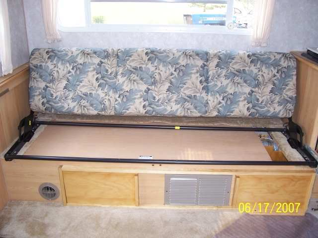 Changing Out Jackknife Sofa For Two Reclining Chairs T 286SR   Sunline  Coach Owneru0027s Club