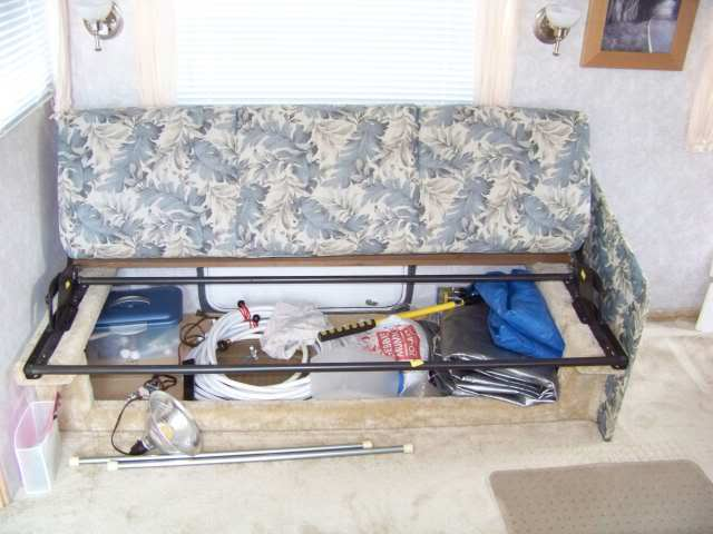 Changing Out Jackknife Sofa For Two Reclining Chairs T