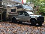 Gandalf's 1988 Sunline Truck Camper