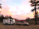 Woody's Corral, Gila Cliff Dwellings Nat. Mon