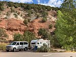 Art and Camping at the Grand Staircase National Monument