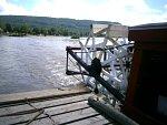 true paddle wheel ferry