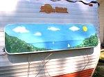 ROCK GUARD /Window shade MURAL