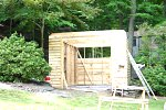 Building the Barn for R QUE