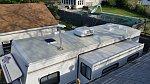New Aluminum Roof