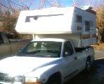 My new Sunline slide-in camper