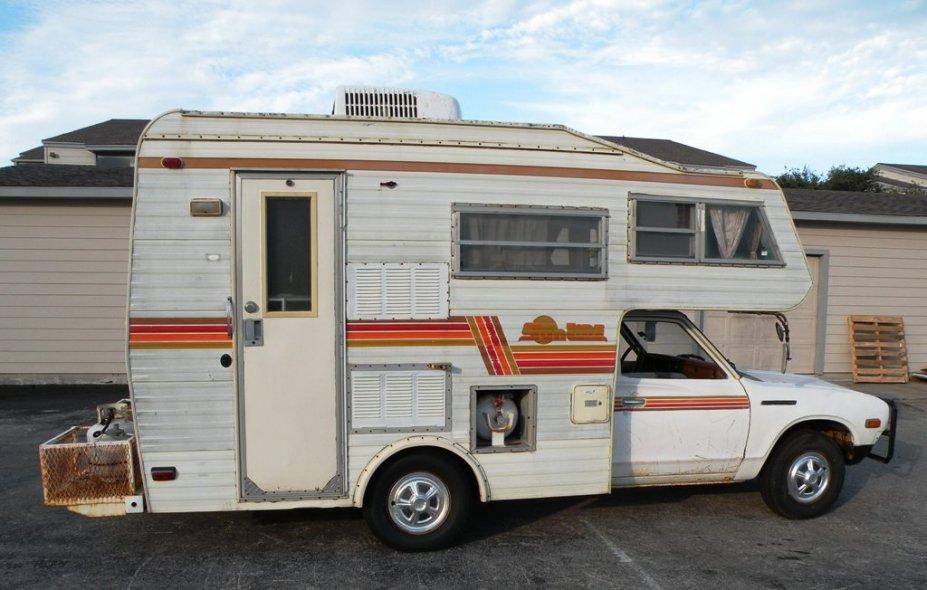 1979 Datsun Sunline Solaris Mini Motorhome - Sunline Coach
